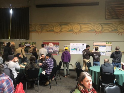 Lunch Posters CWMA 2019